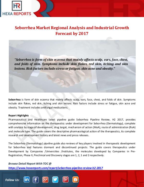 Seborrhea Market