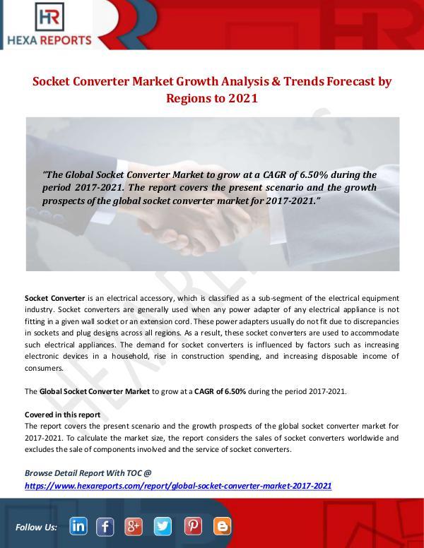 Socket Converter Market