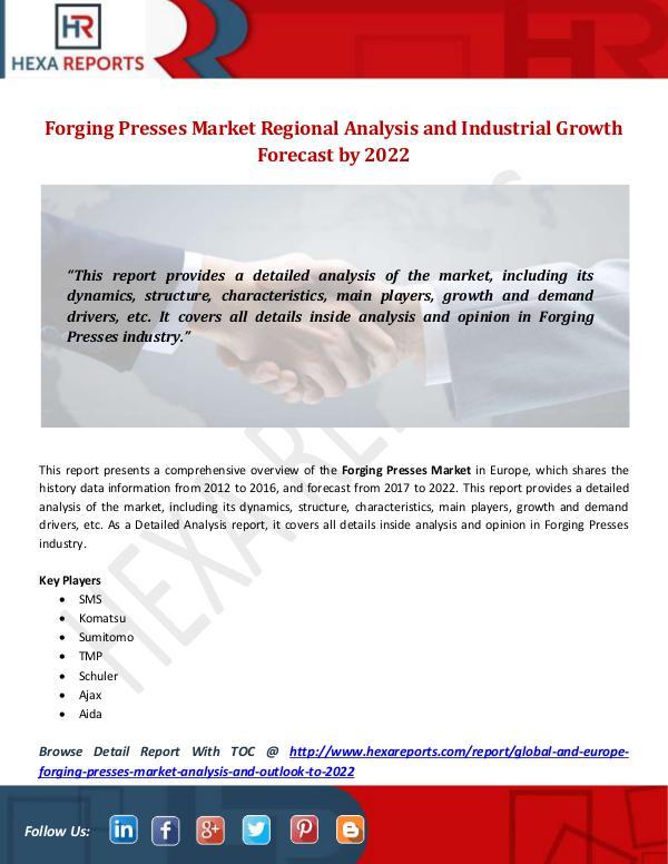 Forging Presses Market