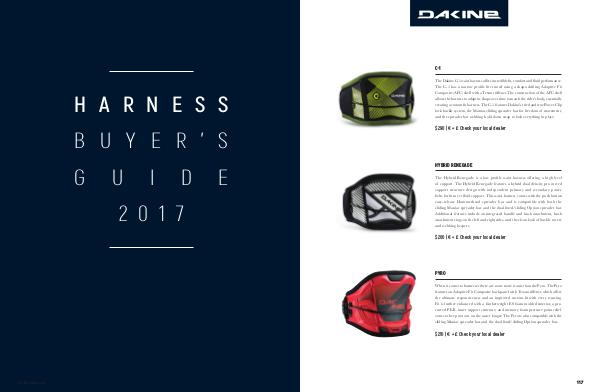 TheKiteMag - Guides Harness Buyer's Guide