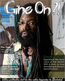 Gine On?! Magazine