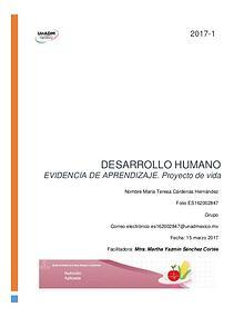Impulsado en el Desarrollo Humano