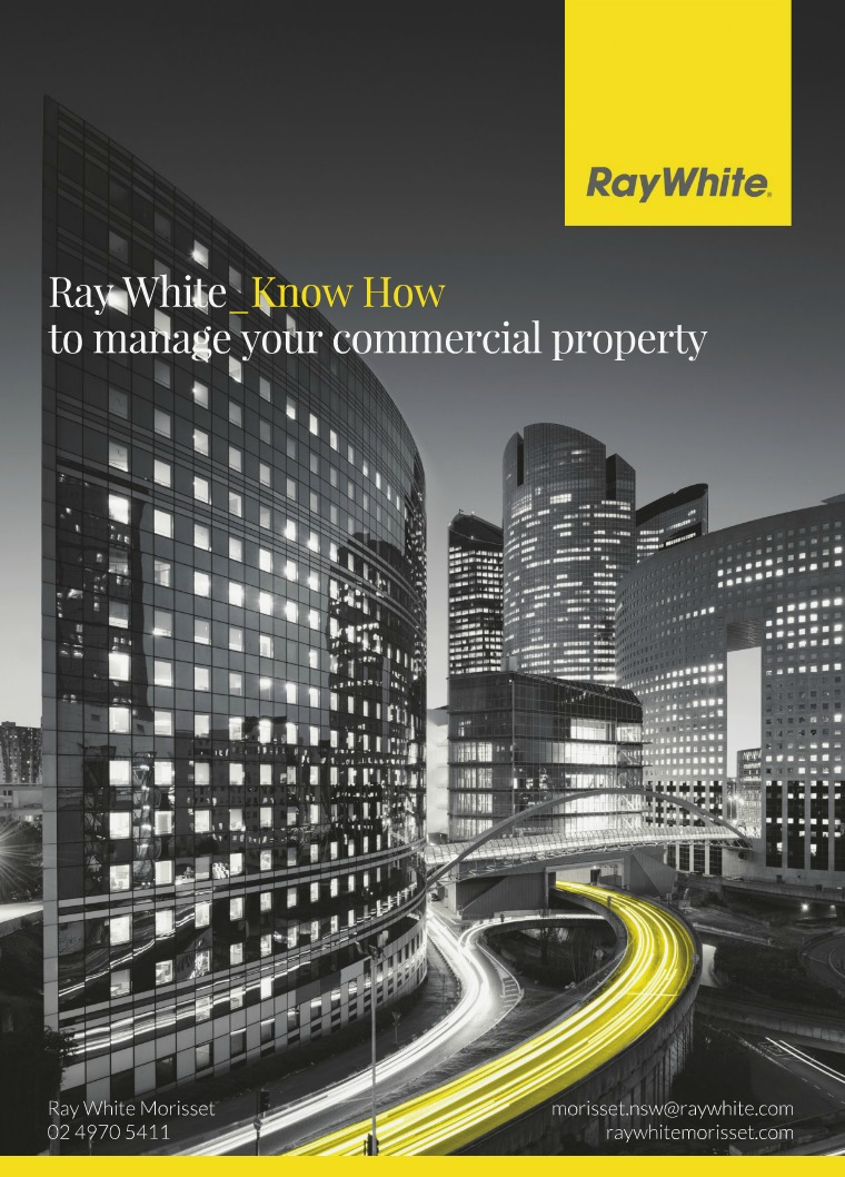 Commercial Landlord Information Booklet March 2019