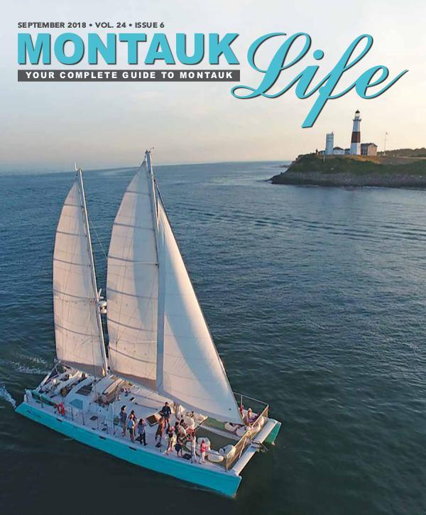 Montauk Life - September 2018