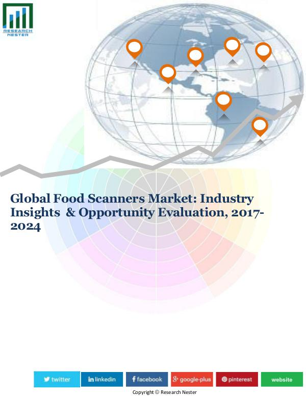 ICT & Electronics Global Food Scanners Market (2016-2024)- Research