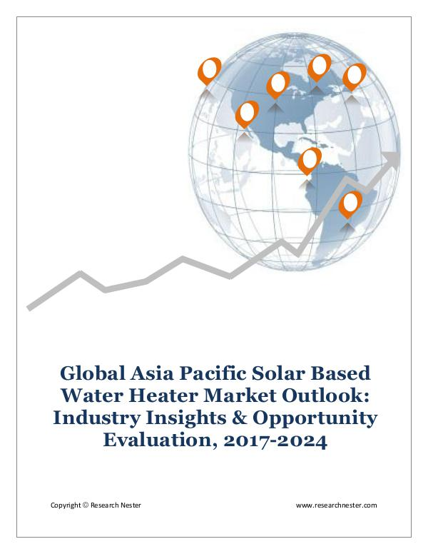 Asia Pacific Solar Based Water Heater Market