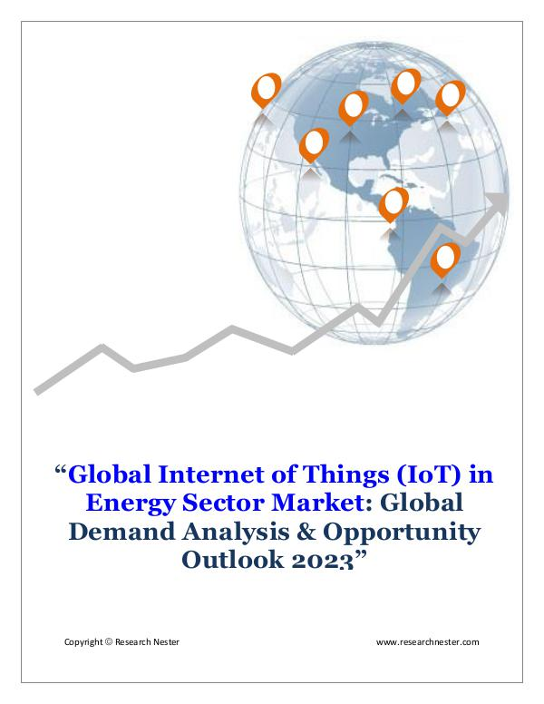 ICT & Electronics Global Internet of Things (IoT) in Energy Sector M