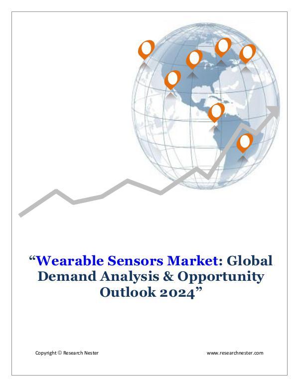 ICT & Electronics Wearable Sensors Market