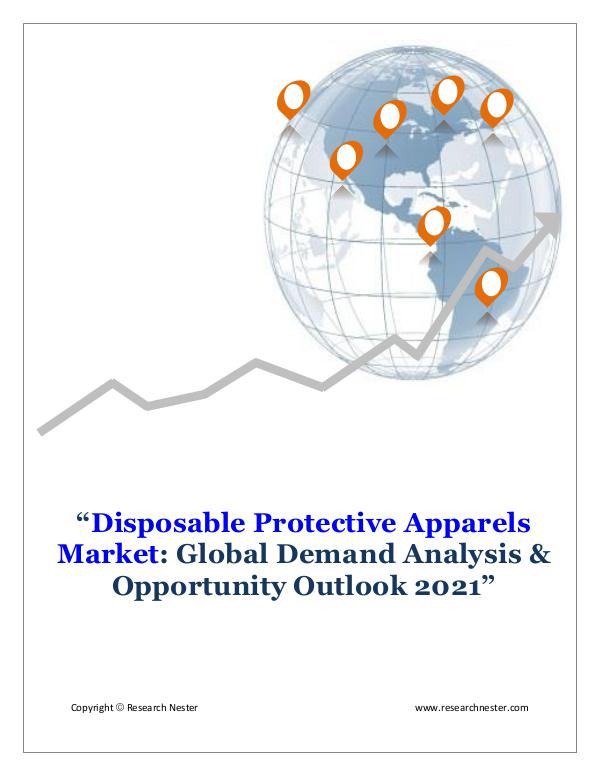 Market Research News Disposable Protective Apparels Market