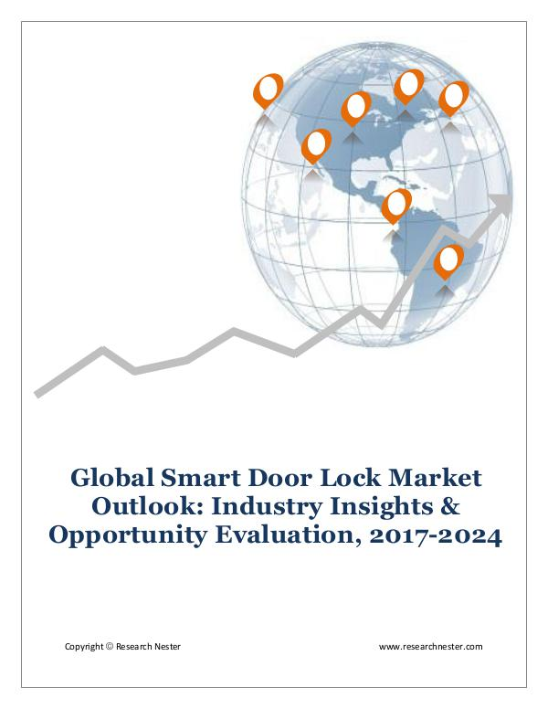 Global Smart Door Lock Market