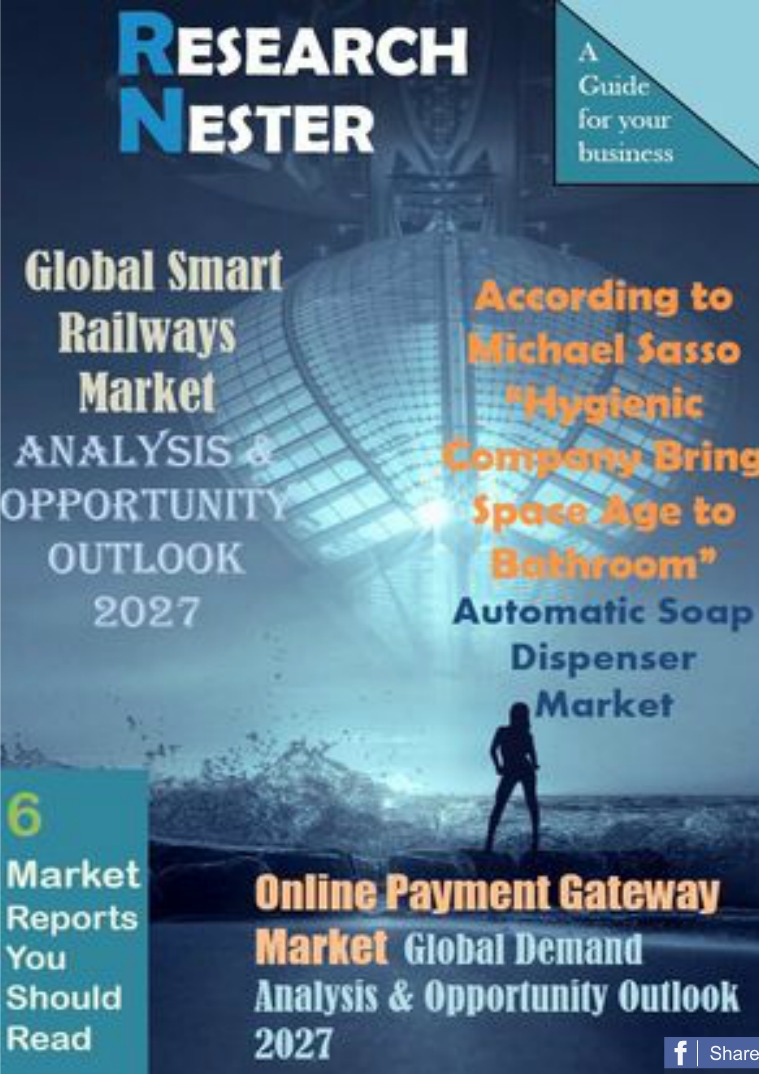 Business Magazine on Market Research - Research Nester Automotive, IT & Telecom and Electronics