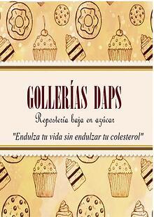 GOLLERÍAS DAPS