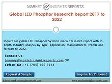Led Phosphor Market