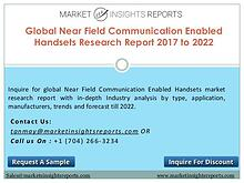Near Field Communication Enabled Handsets Market