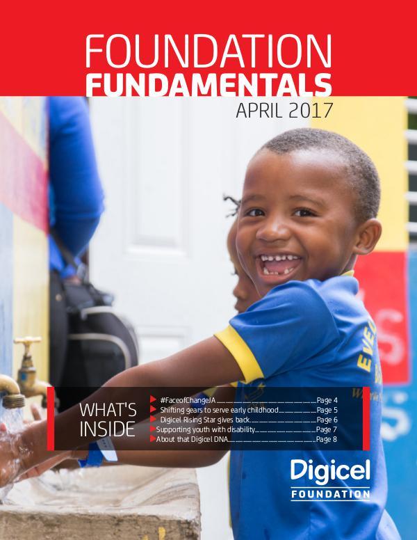 Foundation Fundamentals (April 2017) 2016/2017 Volume 2