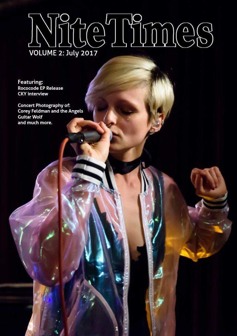 NiteTimes July 2017 Volume 2