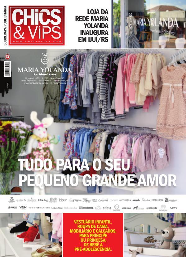 Chics&Vips Março 2017 Revista