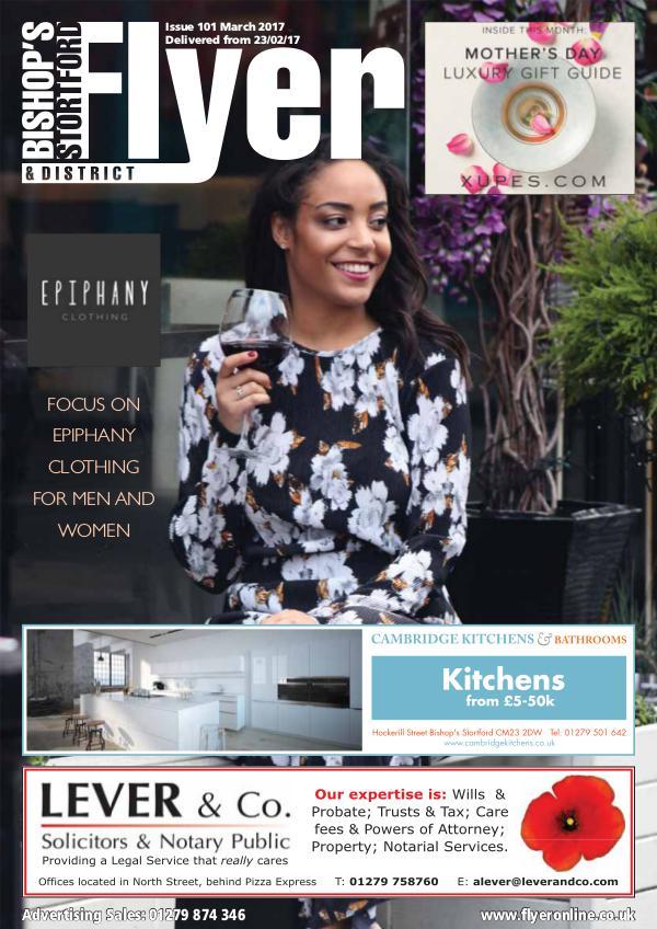 Bishop's Stortford Flyer magazine