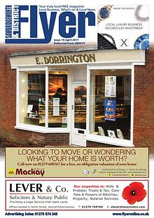 Sawbridgeworth Flyer Monthly Magazine