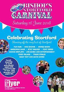 Bishop's Stortford Carnival Programme 2017
