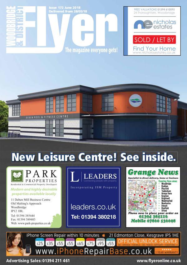 Woodbridge Flyer Magazine WoodbridgeFlyer_Jun2018_For_Web