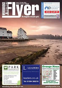 Woodbridge Flyer Magazine