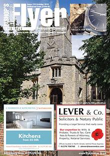 The Bishop's Stortford Flyer Magazine