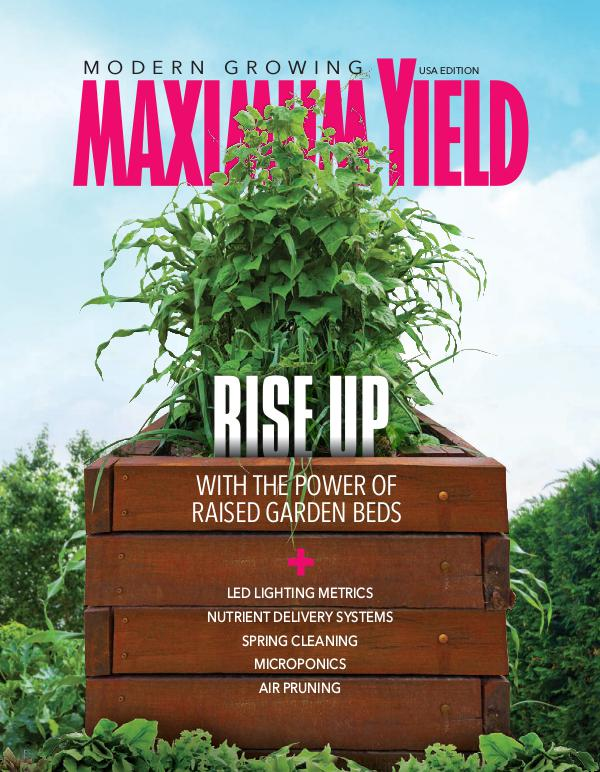 Maximum Yield USA April 2017