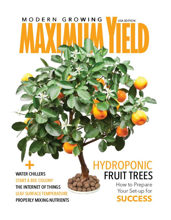 Maximum Yield USA June 2017