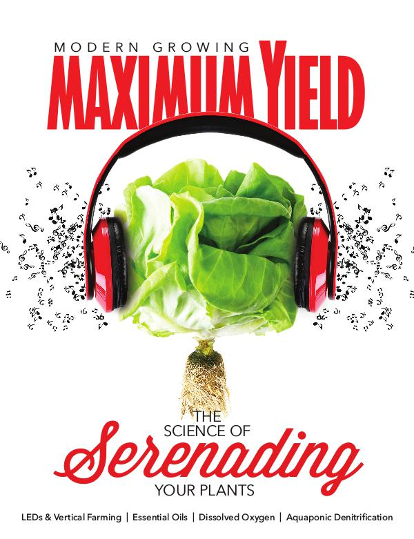 Maximum Yield USA April 2018