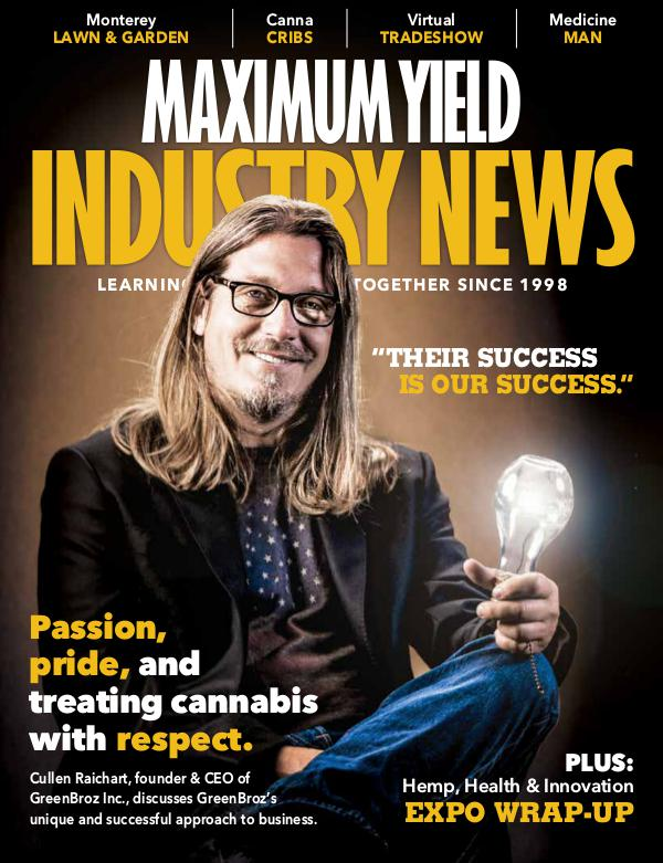 Maximum Yield's Industry News July 2018