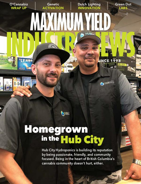 Maximum Yield's Industry News August 2018