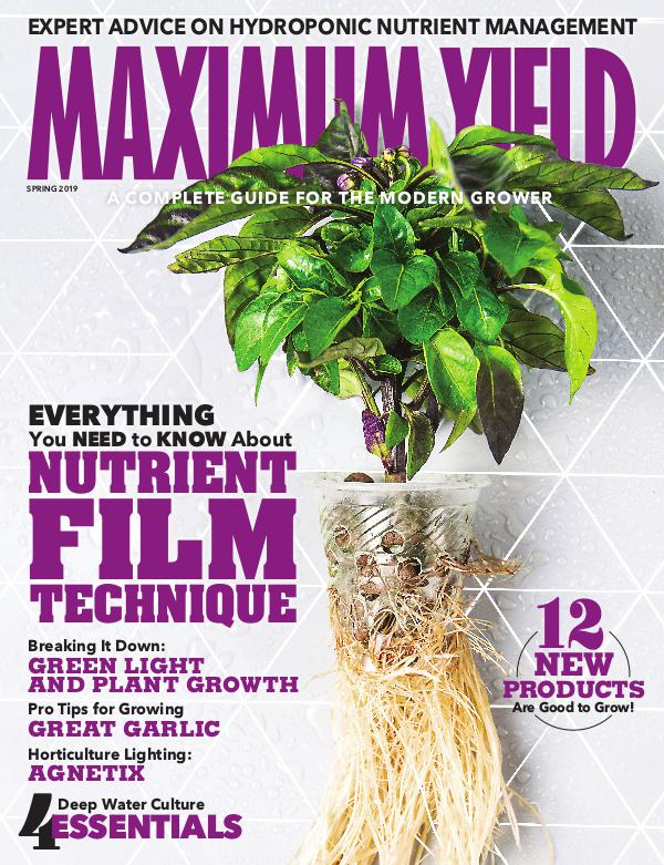 Maximum Yield UK/EU 2019 Spring Edition