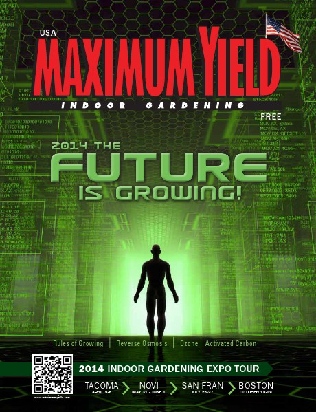 Maximum Yield USA 2014 January