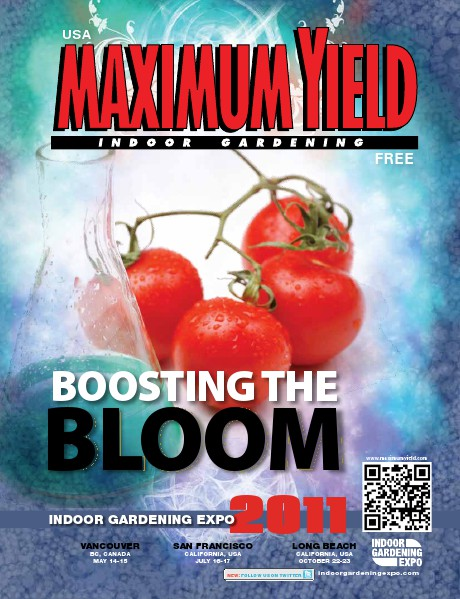 Maximum Yield USA 2011 April