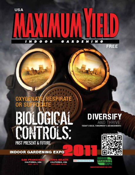 Maximum Yield USA 2011 June