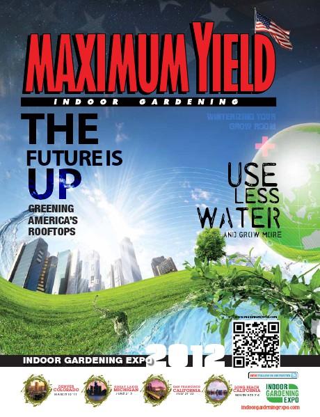 Maximum Yield USA 2011 November