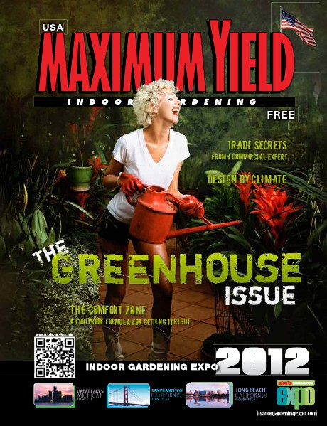 Maximum Yield USA 2012 May
