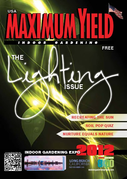 Maximum Yield USA 2012 August