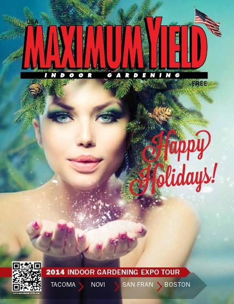 Maximum Yield USA 2013 December