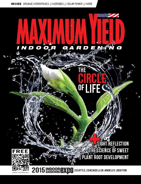 Maximum Yield USA 2015 January