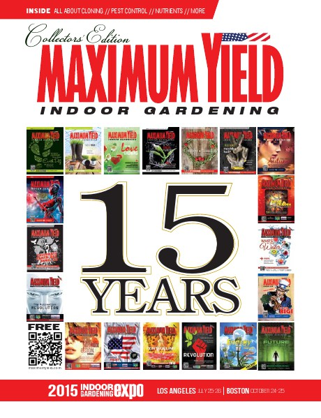Maximum Yield USA 2015 May