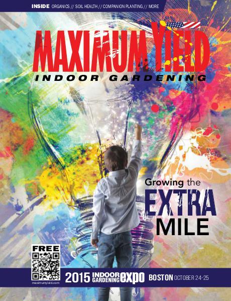 Maximum Yield USA 2015 August