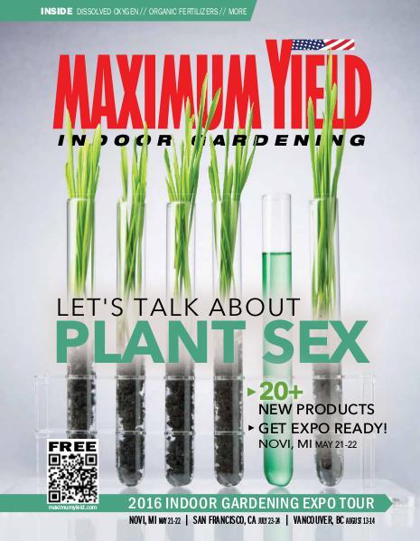 Maximum Yield USA 2016 May