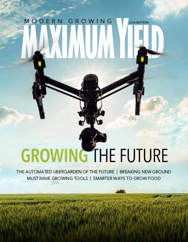 Maximum Yield USA January 2017