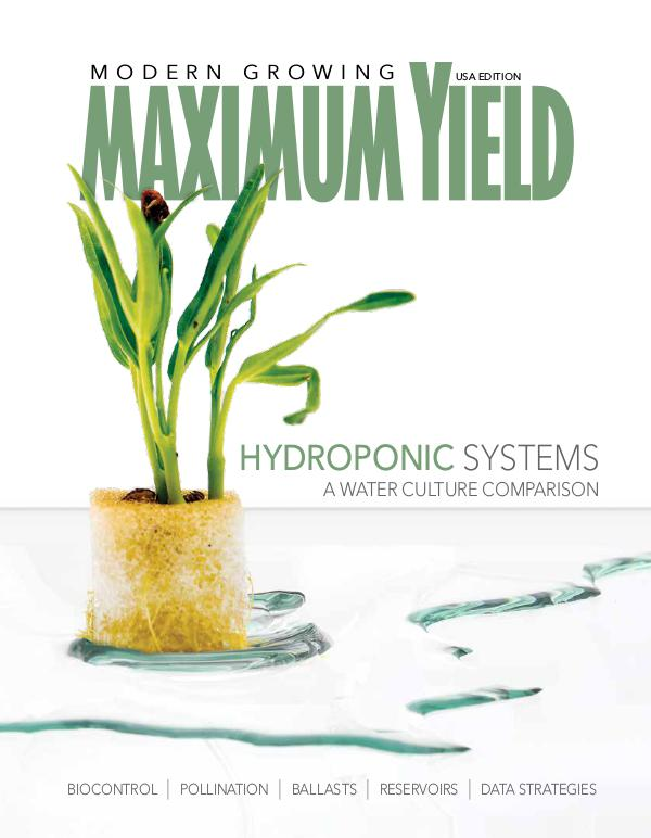 Maximum Yield USA February 2017