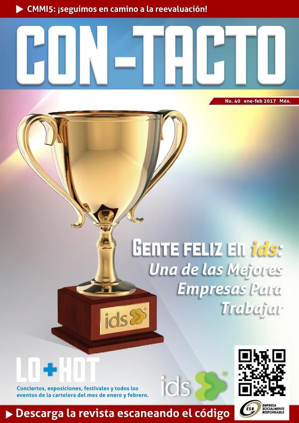 Con-tacto ENERO FEBRERO 2017