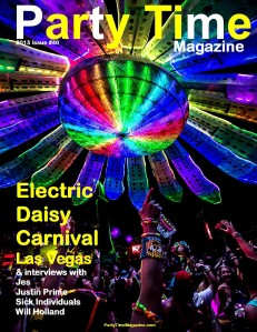 Party Time Magazine Party Time Magazine Issue 38 Umek
