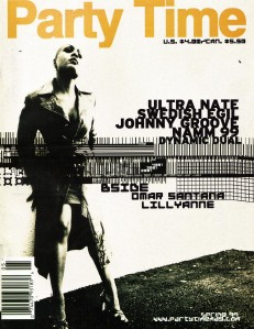 Party Time Magazine Party Time Magazine Issue 8 Ultra Nate