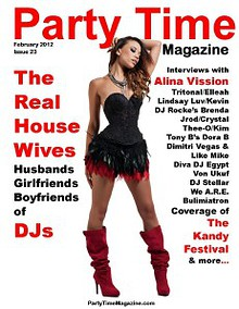 Party Time Magazine